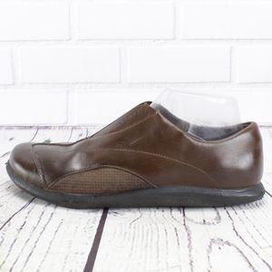 Merrell Quest Flex Brown Slip On Comfort Shoes 8